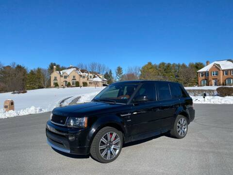2013 Land Rover Range Rover Sport for sale at FIESTA MOTORS in Hagerstown MD