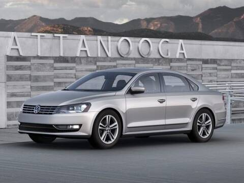 2013 Volkswagen Passat for sale at Terry Lee Hyundai in Noblesville IN
