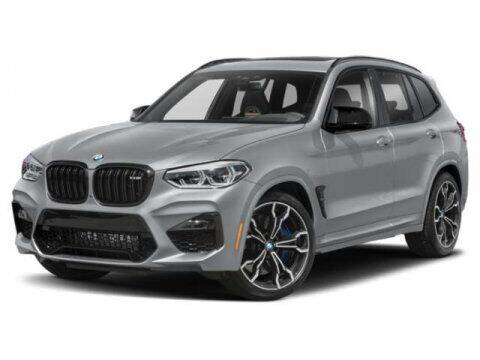 2020 BMW X3 M for sale at Crown Automotive of Lawrence Kansas in Lawrence KS