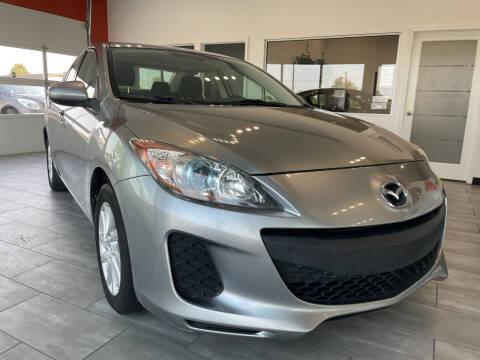 2012 Mazda MAZDA3 for sale at Evolution Autos in Whiteland IN