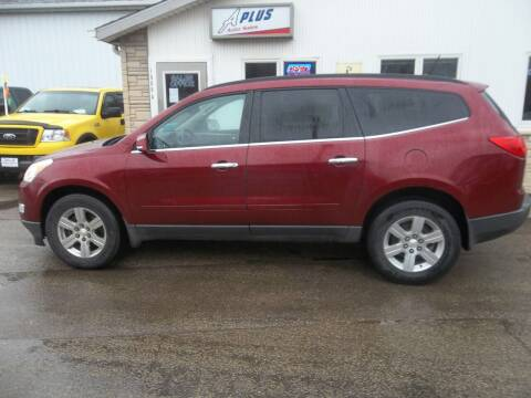 2011 Chevrolet Traverse for sale at A Plus Auto Sales/ - A Plus Auto Sales in Sioux Falls SD