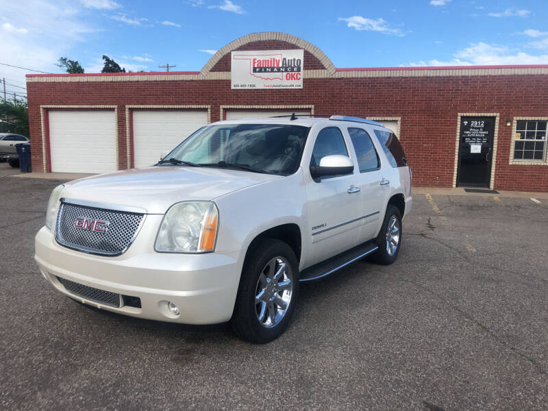 2011 GMC Yukon for sale at Family Auto Finance OKC LLC in Oklahoma City OK