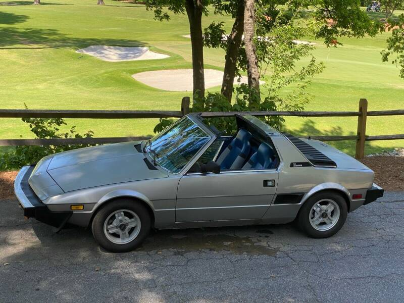 1981 FIAT X1/9 for sale at Motor Co in Atlanta GA