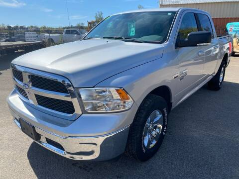 2019 RAM Ram Pickup 1500 Classic for sale at SUNSET CURVE AUTO PARTS INC in Weyauwega WI