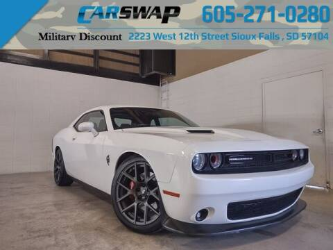 2016 Dodge Challenger for sale at CarSwap in Sioux Falls SD