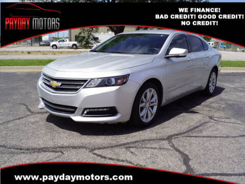 2019 Chevrolet Impala for sale at Payday Motors in Wichita KS