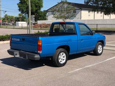 1997 Nissan Truck for sale at Carlando in Lakeland FL