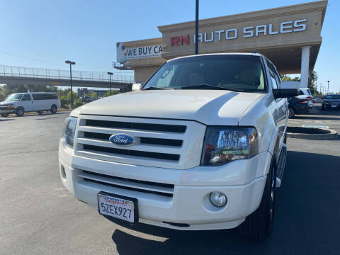 2007 Ford Expedition for sale at RN Auto Sales Inc in Sacramento CA