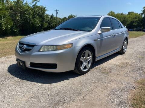2004 Acura TL for sale at The Car Shed in Burleson TX
