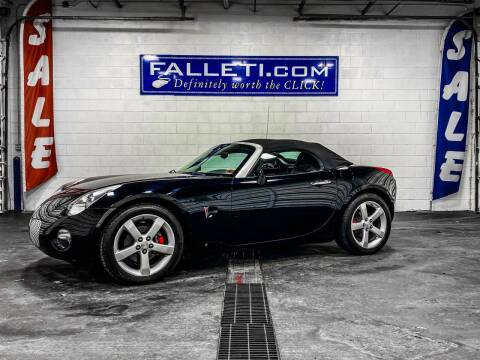 2006 Pontiac Solstice for sale at Falleti Motors, Inc.  est. 1976 in Batavia NY