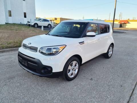 2017 Kia Soul for sale at DFW Autohaus in Dallas TX