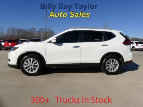 2017 Nissan Rogue for sale at Billy Ray Taylor Auto Sales in Cullman AL