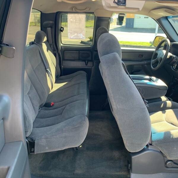 2006 Chevrolet Silverado 1500 LS 4dr Extended Cab 6.5 ft. SB - Roseburg OR