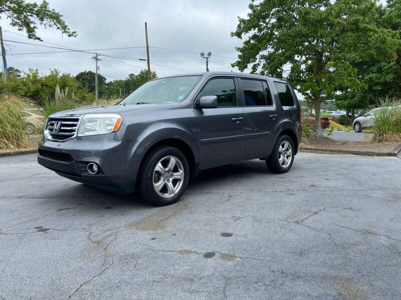 2015 Honda Pilot for sale at THE AUTO FINDERS in Durham NC