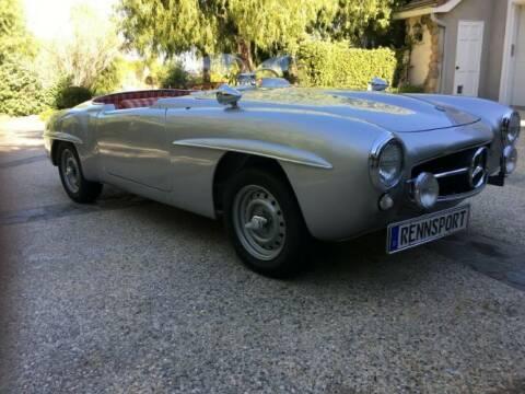 1961 Mercedes-Benz 190-Class for sale at Classic Car Deals in Cadillac MI