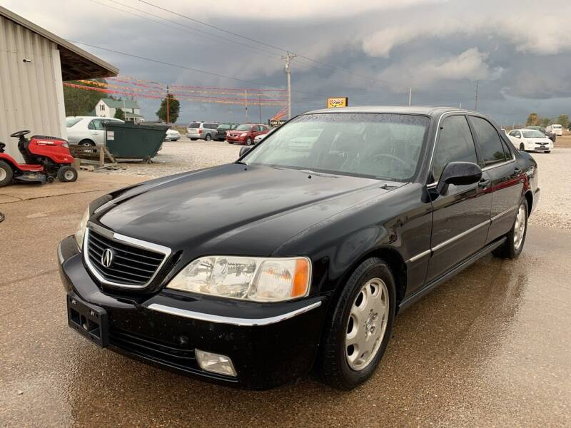 1999 Acura RL for sale at Family Car Farm in Princeton IN