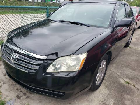 2006 Toyota Avalon for sale at Track One Auto Sales in Orlando FL
