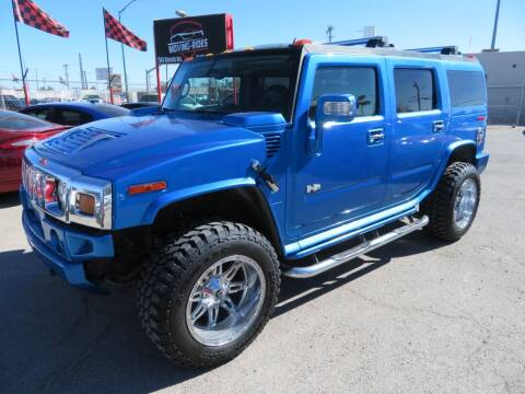 2006 HUMMER H2 for sale at Moving Rides in El Paso TX