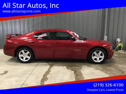 2009 Dodge Charger for sale at All Star Autos, Inc in La Porte IN