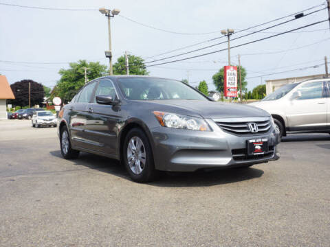 2012 Honda Accord for sale at SWISS AUTO MART in Sugarcreek OH