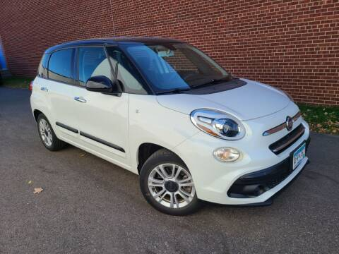 2018 FIAT 500L for sale at Minnesota Auto Sales in Golden Valley MN