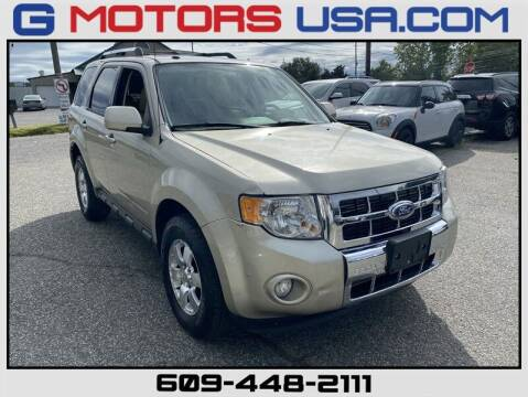 2012 Ford Escape for sale at G Motors in Monroe NJ