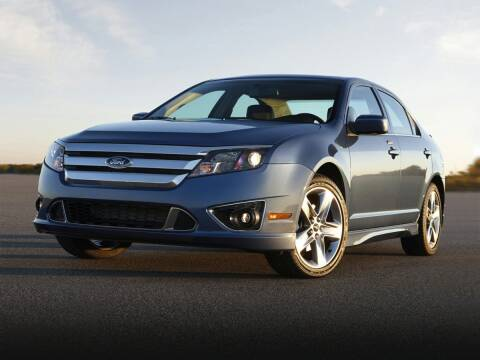 2012 Ford Fusion for sale at Hi-Lo Auto Sales in Frederick MD