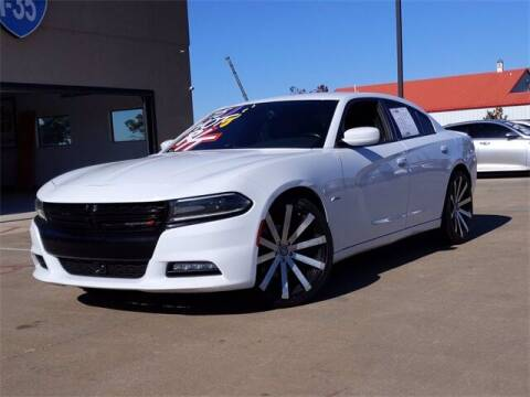 2015 Dodge Charger for sale at Bryans Car Corner in Chickasha OK