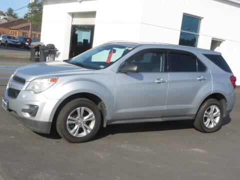 2012 Chevrolet Equinox for sale at Price Auto Sales 2 in Concord NH