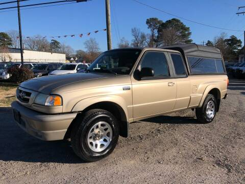 2002 Mazda Truck for sale at Mega Autosports in Chesapeake VA