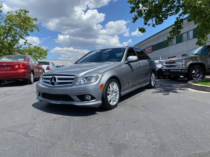 2009 Mercedes-Benz C-Class for sale at All-Star Auto Brokers in Layton UT