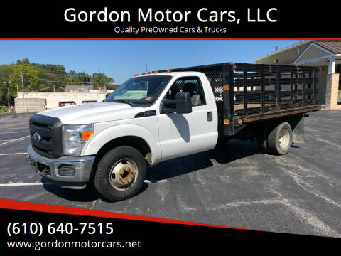 2011 Ford F-350 Super Duty for sale at Gordon Motor Cars, LLC in Frazer PA