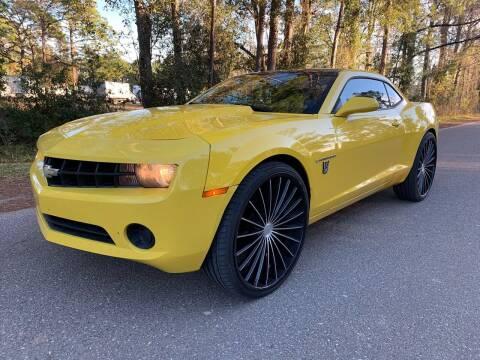 2013 Chevrolet Camaro for sale at Next Autogas Auto Sales in Jacksonville FL
