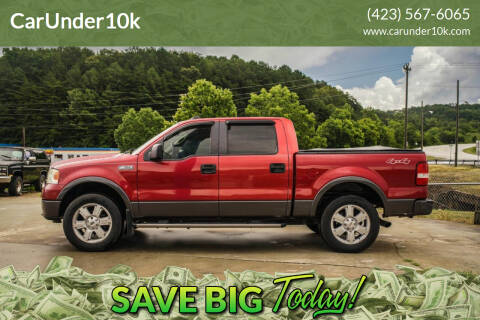 2008 Ford F-150 for sale at CarUnder10k in Dayton TN