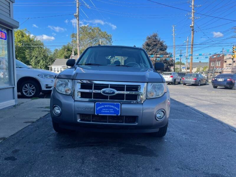 2008 Ford Escape for sale at Union Motor Cars Inc in Cleveland OH