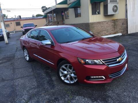 2015 Chevrolet Impala for sale at Some Auto Sales in Hammond IN