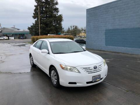 2008 Toyota Camry for sale at Fast Lane Motors in Turlock CA