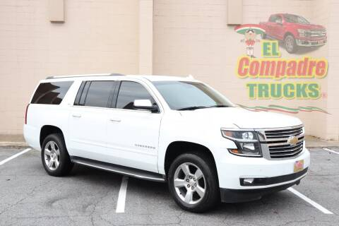 2015 Chevrolet Suburban for sale at El Compadre Trucks in Doraville GA