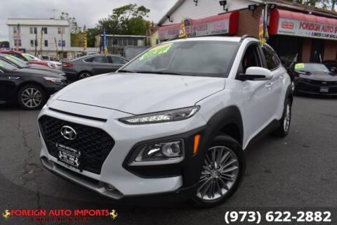2019 Hyundai Kona for sale at www.onlycarsnj.net in Irvington NJ
