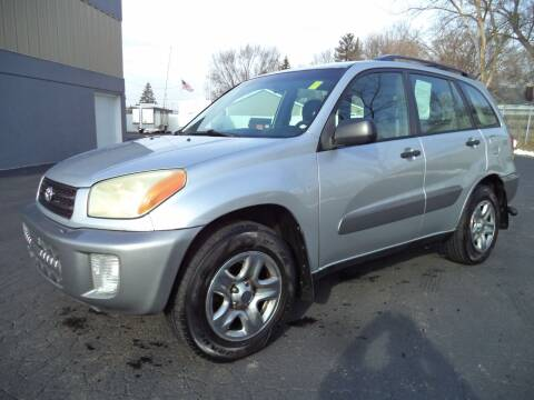 2003 Toyota RAV4 for sale at Niewiek Auto Sales in Grand Rapids MI