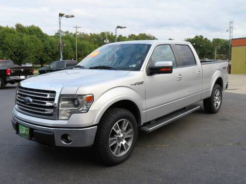 2014 Ford F-150 for sale at Low Cost Cars North in Whitehall OH