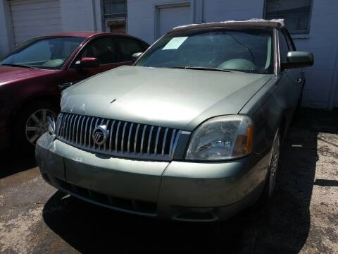2005 Mercury Montego for sale at Dave-O Motor Co. in Haltom City TX