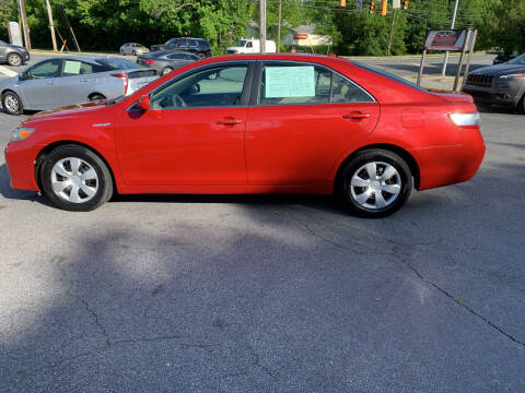 2010 Toyota Camry Hybrid for sale at Simple Auto Solutions LLC in Greensboro NC