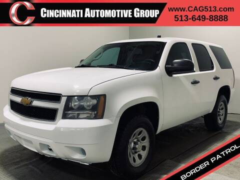 2013 Chevrolet Tahoe for sale at Cincinnati Automotive Group in Lebanon OH