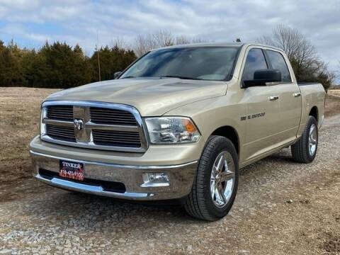 2011 RAM Ram Pickup 1500 for sale at TINKER MOTOR COMPANY in Indianola OK