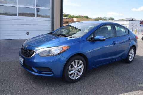 2014 Kia Forte for sale at Global Elite Motors LLC in Wenatchee WA