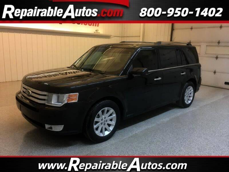 2011 Ford Flex for sale at Ken's Auto in Strasburg ND