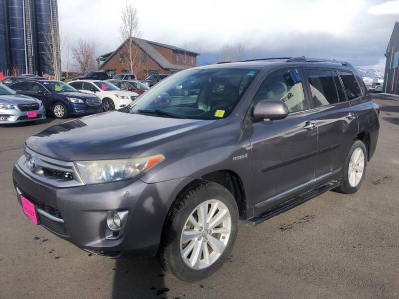 2011 Toyota Highlander Hybrid for sale at Snyder Motors Inc in Bozeman MT