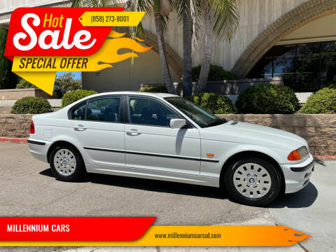 1999 BMW 3 Series for sale at MILLENNIUM CARS in San Diego CA