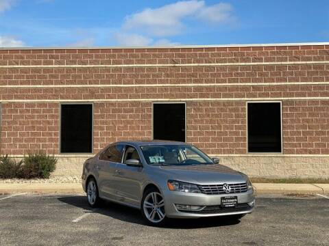 2013 Volkswagen Passat for sale at A To Z Autosports LLC in Madison WI